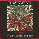Stasis: The U. A. Years - 1971-1975, Hawkwind