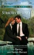 Image for Strictly Business: The Temp And The Tycoon The Fiance Deal (Harlequin Romance)