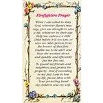 Firefighter\'s Prayer Holy Card, Pack of 100