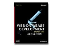 Web Database Development .NET Edition - Step by Step - reference book - CD - English