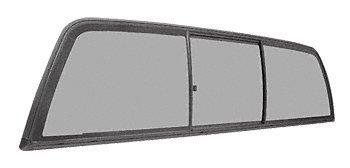 crl-perfect-fit-three-panel-tri-vent-truck-slider-with-solar-glass-for-2005-toyota-tacoma-by-crl