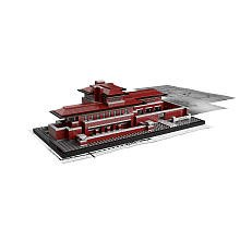 LEGO Architecture 21010 : Robie House