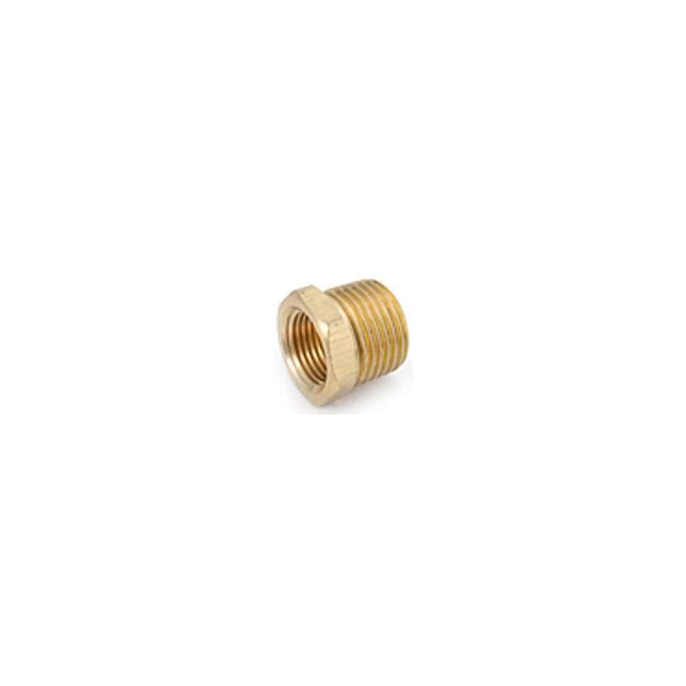 Anderson Metals Corp 38710 1612 1x3/4 RED Brass Bushing
