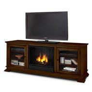 Real Flame Fresno Ventless Gel Fireplace in Dark Walnut picture B0050BZKLI.jpg