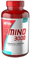 Met-Rx Amino 3000 Tablet, 180 Count