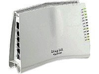 Draytek Vigor 2130 - Router - 4-port switch - Gigabit Ethernet - desktop