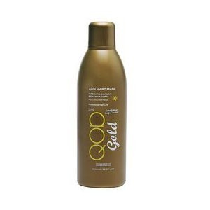 QOD Gold OrganiQ Brazilian Keratin Treatment 1 Litre