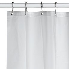 Clear Acrylic Shower Curtain Rod Extra Length Shower Curtai