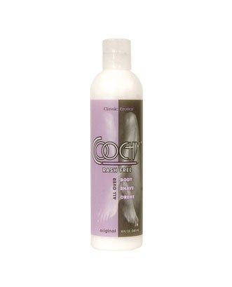 Coochy Body Shave Creme Original Formula 8 oz