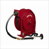Stainless Steel Portable Drinking and Pre-Rinse Hose Reel (Stainless Steel Hose Reel compare prices)