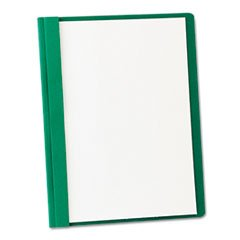ESS55856 - Oxford Clear Front Report Cover