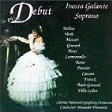 Debut: Inessa Galante AVE MARIA