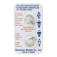 American Mantle 2007: Soft Inverted Mantle 254 -2Pk
