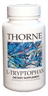 Thorne Research - L-tryptophane 60c