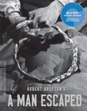 Cover art for  A Man Escaped (Criterion Collection) [Blu-ray]