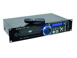 Lettore CD Player MP3 Con Pitch Control OMNITRONIC XMP-1400