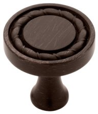 Liberty P16426C-VBR-C 32mm Wide Stitch Round Cabinet Hardware Knob Classic Tapestry cool punk style leather zinc alloy necklace unique elegant cross style pendant brown