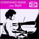 Constance Keene Plays Bach