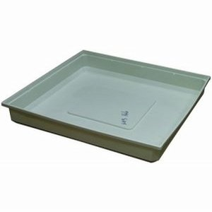 drip tray for washing machine