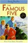 Five Get into Trouble (Famous Five)