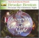 Brook Benton - Decorate the Christmas Night - Zortam Music