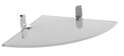 bisk-natura-etagere-dangle-en-verre-givre-avec-support-finition-chrome