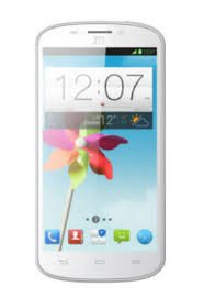 MTS Blaze 5.0 ZTE N 919 D Dual SIM(CDMA+GSM) Android 4.1 Mobile Phone with 1.2 Ghz Snapdragon Quadcore Processor,8MP Camera and 5 inch Screen (White)
