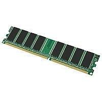 Fujitsu Memory 1GB 2x512 DDR400 PC3200 rg ECC 1GB DDR 400MHz Data Integrity Check (verifica integrità dati) memoria