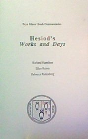 Hesiod's Works and Days (Bryn Mawr Commentaries)