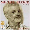 Schumann; Novelletten Op. 21 & Encores; Michel Block, Piano