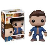 2 X Funko POP Television: Supernatural Dean Action Figure by Funko