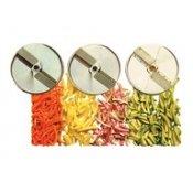 2 MM Grating Disc For Vegetable Cutter