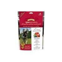 3 Pack Raw Naturals Real Beef Treat, Size: 4 Ounce (Catalog Category: Dog:Treats)