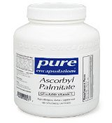 Pure Encapsulations Ascorbyl Palmitate 500 Mg 180 Vcaps