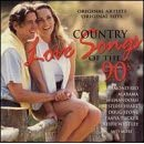 Country Love Songs of the 90's