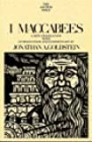 I Maccabees (The Anchor Bible, Vol. 41)