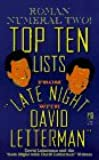 """Roman Numeral Two! Top Ten Lists from """"Late Night with David Letterman"""""""