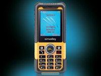 simvalley MOBILE Action- & Outdoor-Handy XT-710 V.2 - VERTRAGSFREI