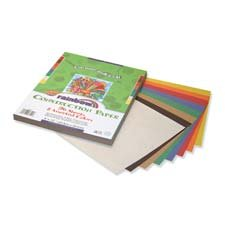 "Pacon 9"" X 12"" Rainbow Construction Paper 96 Sheets - 1"