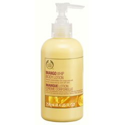 The Body Shop Mango Whip Body Lotion, 8.4-Fluid Ounce