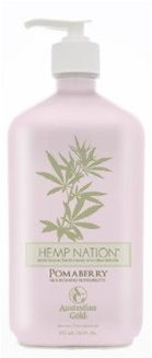 buy Hemp Nation Pomaberry Moisturizer Tan Extender Hydrrich 16Z