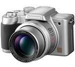 Panasonic DMC-FZ5B Digital Camera - Silver [5mp, 12x optical zoom]