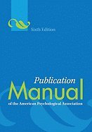 APA Manual cover image