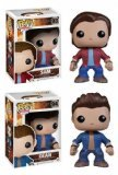 SUPERNATURAL SAM & DEAN POP TV VINYL FIGURE COMBO (Sam And Dean Doll compare prices)