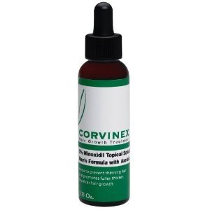 Corvinex Men's Premium Minoxidil 5% Thinning