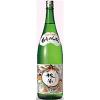 日出盛 純米吟醸 桃の滴 1.8L × 6本