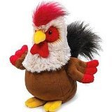 Webkinz Rockabilly Rooster by Ganz