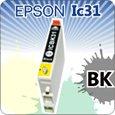 エプソン 互換インクカートリッジEPSON ICBK31【ICチップ付】