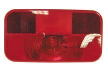 Peterson Manufacturing V25921 Red Stop and Tail Light