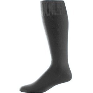Joe's USA - Baseball Game Socks - All Colors (Black, Adult (10-13))